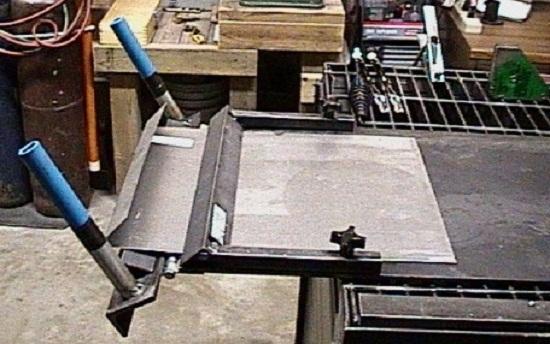 Самодельные станки для металла