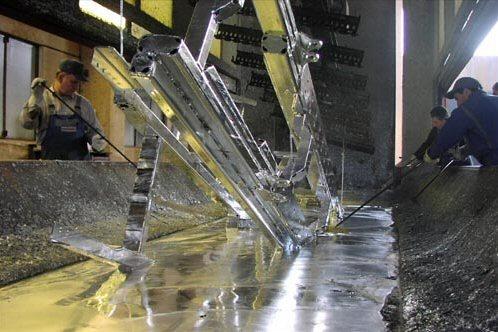 Tsinkovaniye-metallokonstruktsiy