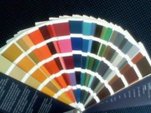 Можно выбрать любой цвет