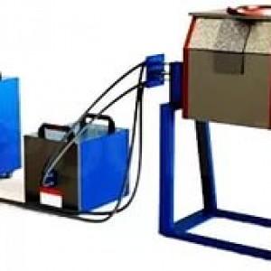Транзисторная индукционная плавильная печь 5-200 кг