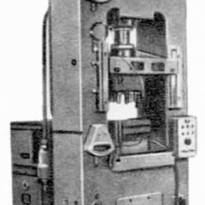 Пресс гидравлический П483