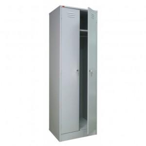 Металлический шкаф для хозяйственного инвентаря