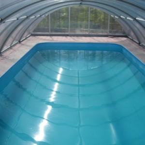 металлоконструкции для бассейнов