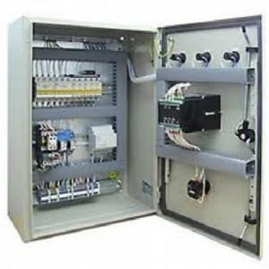 Встраиваемый электрический шкаф.