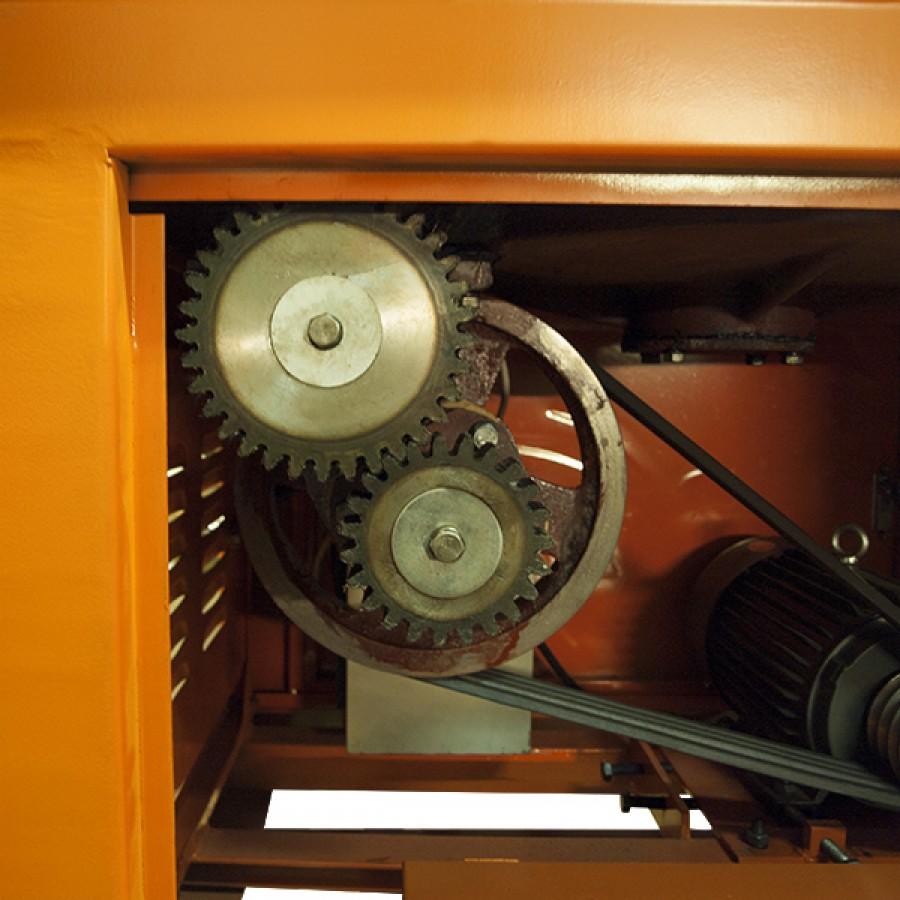 Привод станка гибки арматуры «GROST RB50SA».