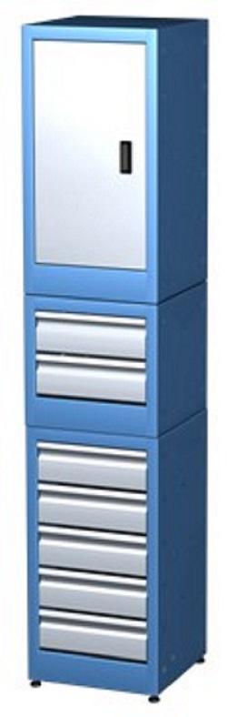 Инструментальный модульный шкаф.