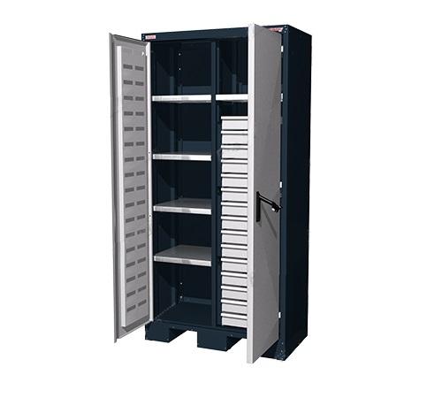 Инструментальный шкаф серии «Титан».