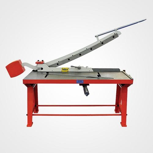 Ножницы гильотинные ручные Stalex KHS-1000
