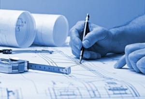 Проектирование здания