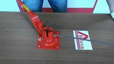 Приспособление для ручной гибки арматуры.