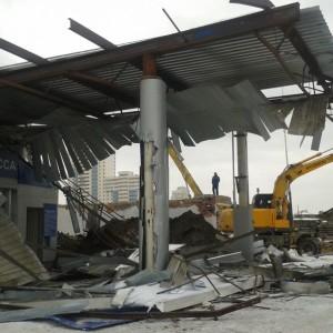 demontazh metallokonstrukciy