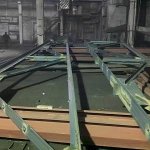 Изготовление металлоконструкций в г. Красноярске