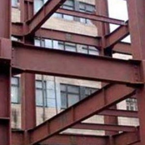 Колонны каркасов зданий и сооружений