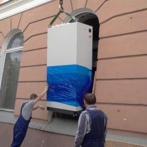 Такелажные работы в Санкт-Петербурге