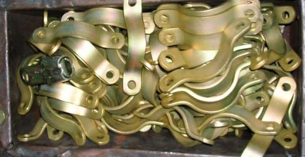 Цинкование металла в домашних условиях