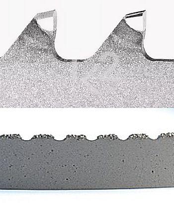 ленточные пилы из твердосплавных материалов